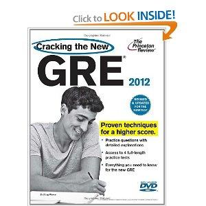 gre books review